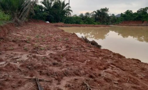 Inside Osun community 'under siege' by Chinese miners