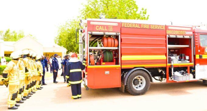 SCAM ALERT: We're not recruiting, fire service warns