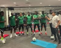 Rohr: Why Super Eagles lost to CAR