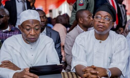 Oyetola: My disagreement with Aregbesola exaggerated — he's my brother