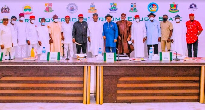 Southern governors back collection of VAT by states