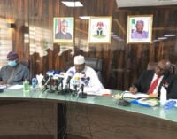 INEC: Conflicting court orders making our work difficult