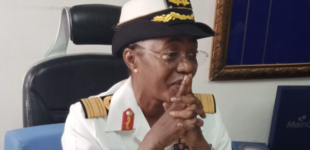 Navy disowns commodore's comment on 'illegal sale of arms' by Chadian soldiers