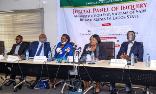 Lagos #EndSARS panel awards N91m to 16 victims of police brutality