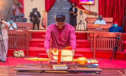 Makinde presents 2022 budget, says IGR to be increased without raising taxes