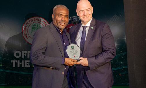 "NFF celebrates ""33"" Export Lager Beer, Amstel Malta Ultra as long-standing partner of Nigerian football"