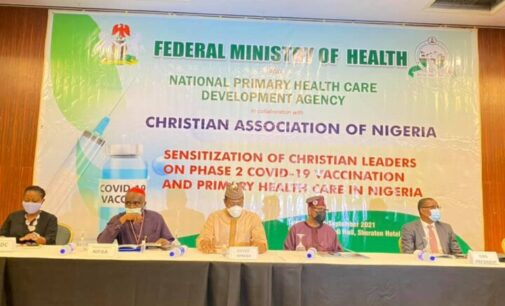 COVID: FG introduces 'Sunday vaccination', to administer doses in churches
