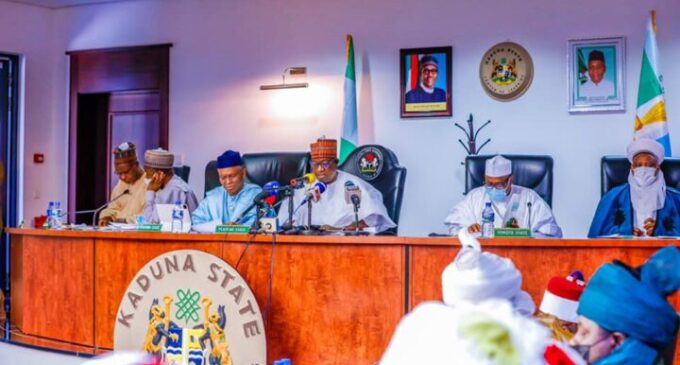 South's insistence on power shift unconstitutional, say northern governors