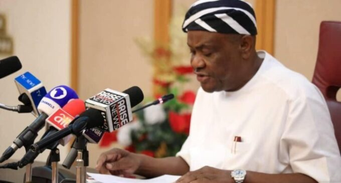 Wike: States must be empowered to harness resources, revenues for development