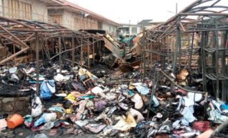 INSIDE STORY: Oyo, Lagos worst hit as Nigeria records 57 market fires in 10 months