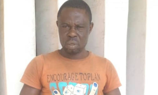 Father who 'impregnated' 19-year-old daughter blames devil