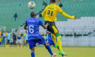 Akwa out as Rivers United advance to next round of CAF Champions League