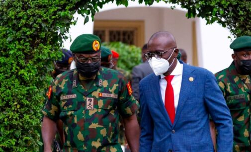 'More needs to be done' — Sanwo-Olu tasks army on improved security in Lagos