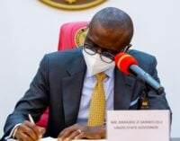 Sanwo-Olu assents to bill preventing police from parading suspects