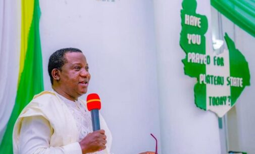 Lalong to Nigerians: Shun ethnic divisions — great nations embrace diversity