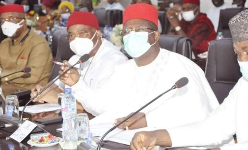 VAT: Umahi opposes southern governors, says 'we have to be our brother's keeper'