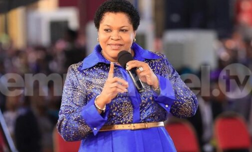 I'm only a servant, Evelyn Joshua says as she takes charge of SCOAN
