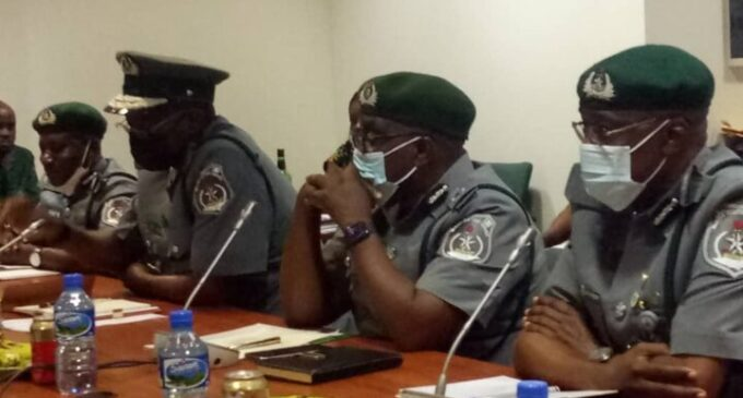 MDAs patronise smugglers for escort vehicles, customs tells reps panel