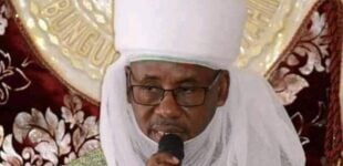 Abducted Emir of Bungudu freed — after 32 days in captivity