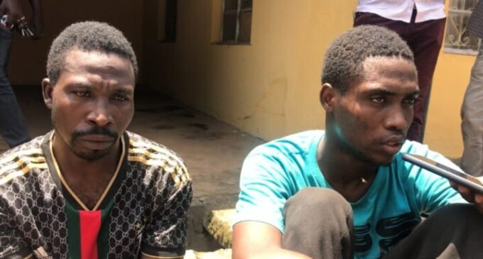 Suspect: We sold Abdulkarim Na'Allah's car for N1m… I used my share to buy bags of rice