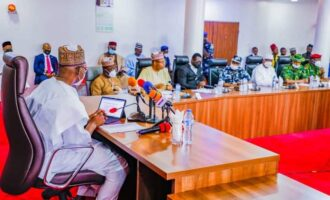 Nasarawa governor convenes security meeting over 'influx of bandits'