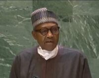 UNGA: Buhari seeks fairer distribution of COVID vaccines, says 'no country can afford prolonged shutdown'