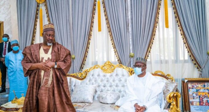 'You're a worthy ambassador' — Jigawa governor commends former Immigration CG