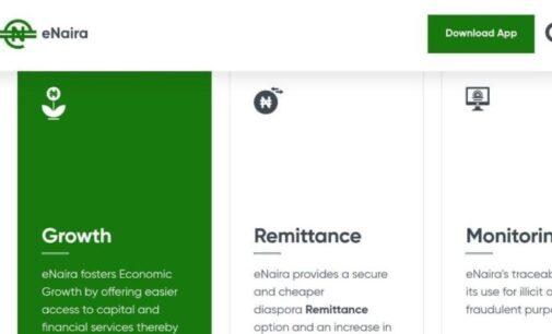 Q&A: How Nigeria's digital currency, eNaira, will work