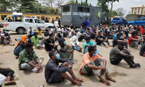 QUESTION: Lagos outlaws parade of suspects — but are police bound to comply?