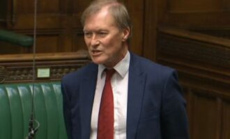 UK lawmaker stabbed to death at meeting with constituents
