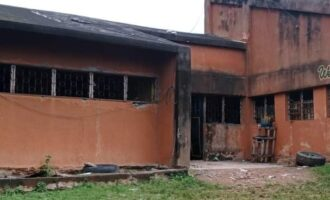 Oyo jailbreak: Explosive left behind by attackers detonated by police, says prisons spokesman