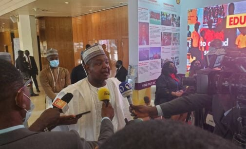 Bagudu: People say we have over-borrowed — but states need more money