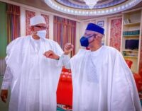 Bakare meets with Buhari, kicks against 'immature' clamour for power rotation