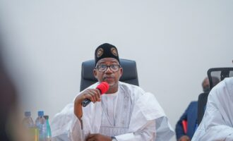 Bala Mohammed: LG officials, traditional rulers conniving with bandits in Bauchi