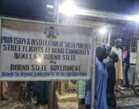 Nightlife returns to Borno community — after seven years as ghost town