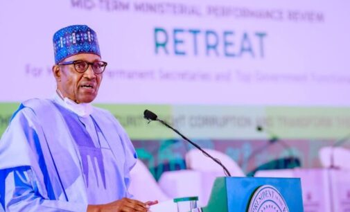 'Significant progress has been achieved' — Buhari commends ministers on performance
