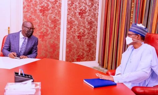 Obaseki meets Buhari, requests funding for ranches in Edo