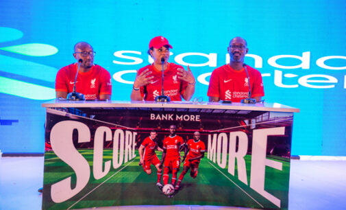 Standard Chartered customers gain access to exclusive LFC prizes through 'Bank more Score more'