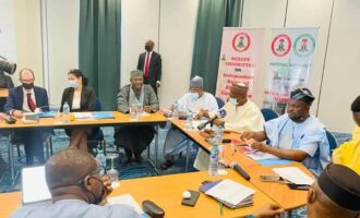Mahmood Yakubu asks n'assembly to allow INEC 'determine technology to deploy for elections'