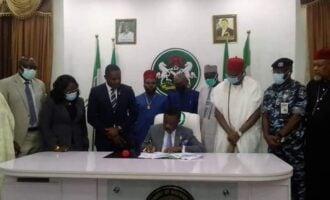 Obiano signs anti-open grazing bill into law