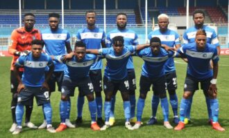 CAF Confederation Cup: Enyimba grab late win in Senegal