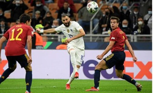 France defeat Spain to win Nations League