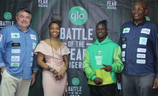 Global breakdance show, 'Battle of the Year', holds with Glo's support