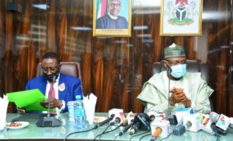 Mahmood Yakubu: INEC determined to proceed with Anambra governorship poll