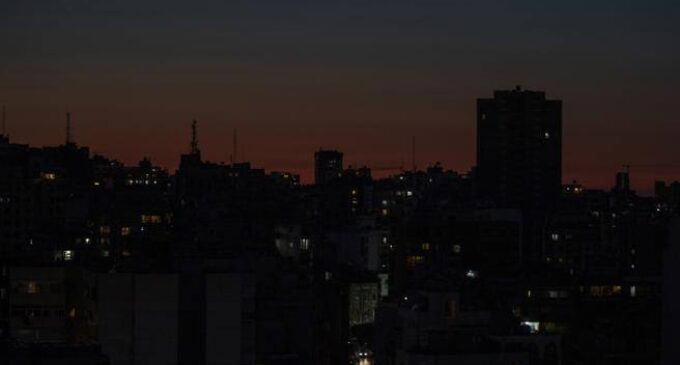 Lebanon in total blackout for days as power stations run out of fuel
