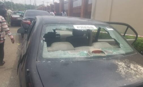 Commotion as 'hoodlums' disrupt PDP factional congress in Ibadan