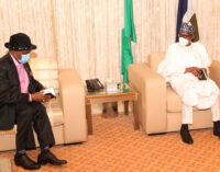Buhari not in support of emergency rule in Anambra, says Obiano