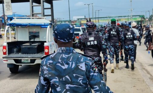 'Only indoor events allowed' — police warn against #EndSARS protest in Lagos