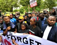 #EndSARSMemorial: We're tired of a system that isn't working, says Sowore