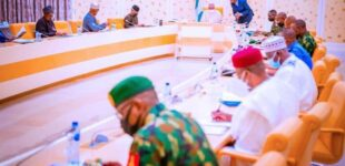 Buhari to service chiefs: Make sure nothing stops Anambra guber election from holding